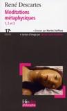 Méditations métaphysiques 1, 2 et 3 by René Descartes (2006-06-15) - Folio - 15/06/2006