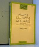 Analyse descriptive multivariée - Application à l'intelligence artificielle
