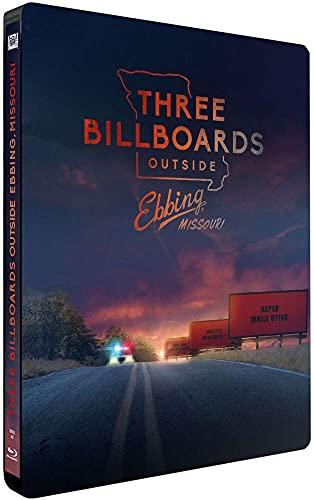 3 Billboards-Les Panneaux de la Vengeance [Édition Limitée boîtier SteelBook]
