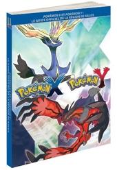 Guide Officiel Pokemon X et Y - Le guide officiel de la région de Kalos de Pokemon Compagny