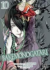 Bakemonogatari - Tome 10 de NisiOisiN