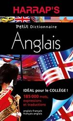 Harrap's Dictionnaire petit anglais de Kate Nicholson
