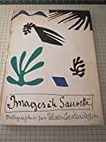 Images à la sauvette - Texte et photographies par Henri Cartier-Bresson. Couverture d'Henri Matisse