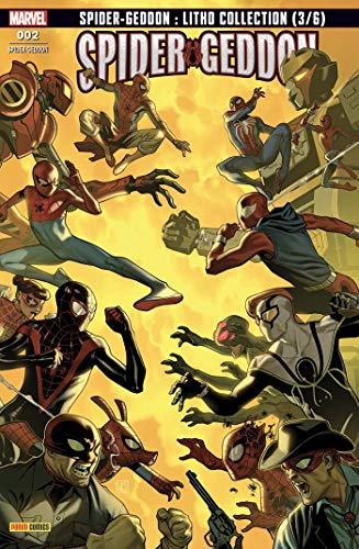 Spider-Geddon (fresh start) N°2