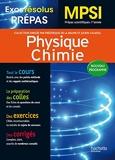 Exos Résolus - Prépas Physique-Chimie MPSI - Hachette Éducation - 21/10/2015