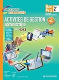 Parcours Interactifs Activité de gestion administrative 2de BAC PRO by Michèle Sendre (2015-04-22) - Foucher - 22/04/2015