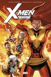 X-Men - La Résurrection du Phénix de Leinil Francis Yu
