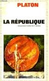 La republique - Garnier-Flammarion