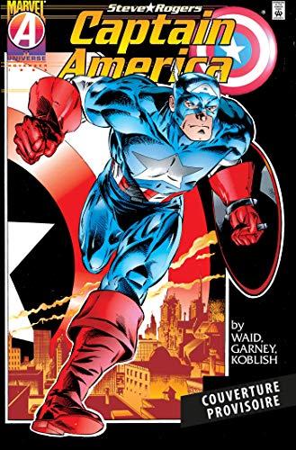Captain America par Waid-Garney