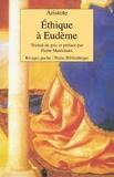 Ethique à Eudème - Rivages - 02/06/1994