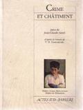 Crime Et Chatiment - Actes Sud - 25/03/1999