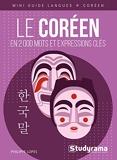 Le coréen en 2000 mots et expressions
