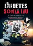 Les enquêtes de Sonya Lwu - 10 Enquêtes Criminelles Palpitantes À Résoudre