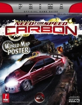 Need for Speed - Carbon: Prima Official Game Guide de Brad Anthony