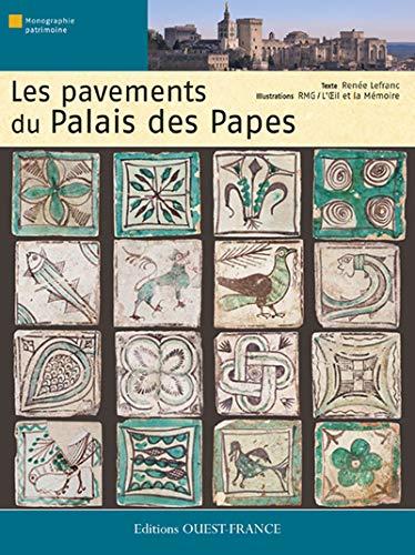 Les pavements du Palais des Papes