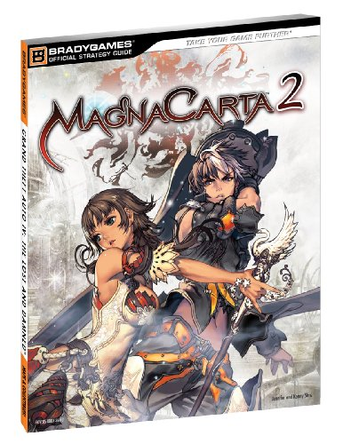 Magnacarta 2 Official Strategy Guide
