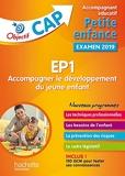 Fiches CAP Accompagnant Educatif Petite Enfance Tome 1. Accompagner le développem - Hachette Éducation - 23/08/2017