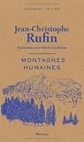 Montagnes humaines - Entretiens avec Fabrice Lardreau