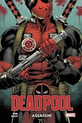 Deadpool Assassin de Cullen Bunn