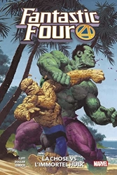 Fantastic Four T04 - La Chose Vs L'immortel Hulk de Sean Izaakse