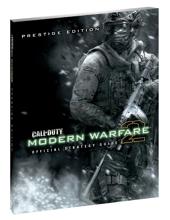 Call of Duty Modern Warfare 2 - Offiicial Strategy Guide, Prestige Edition de BradyGames