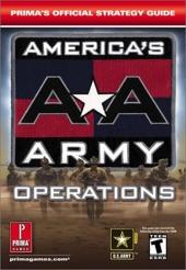 America's Army - Operations Game & Guide Pack de Prima Development