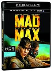 Mad Max - Fury Road [4K Ultra HD + Blu-Ray + Digital Ultraviolet]