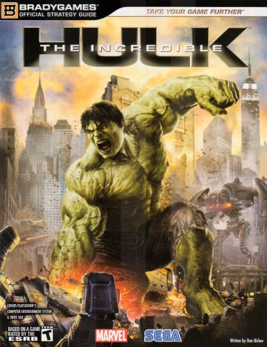 The Incredible Hulk Official Strategy Guide