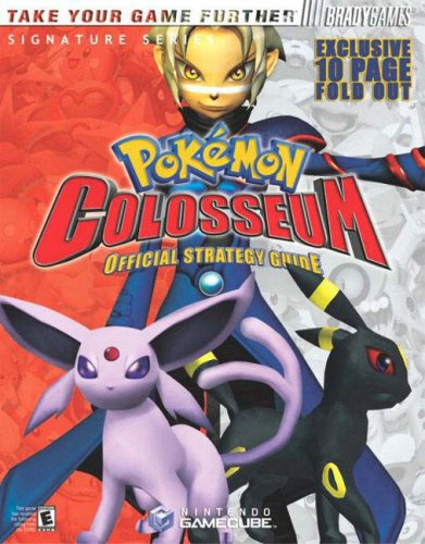 Pokemon® Colosseum Official Strategy Guide