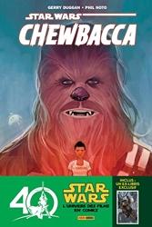 Star Wars - Chewbacca + Ex-libris de Phil Noto