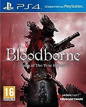 Bloodborne - Édition jeu de l'année