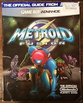 Title - Metroid Fusion Official Players Guide de Nintendo