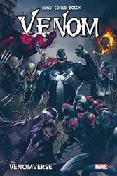Venom Verse d'Iban Coello