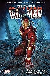 Invincible Iron Man Tome 1 - A La Recherche De Tony Stark de Brian Michael Bendis