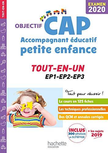 Objectif CAP Accompagnant Educatif Petite Enfance