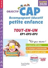 Objectif CAP Accompagnant Educatif Petite Enfance - Épreuve professionnelle de Guillaume Luciani