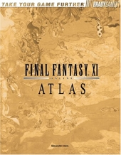 FINAL FANTASY® XI Atlas d'Ed Kern