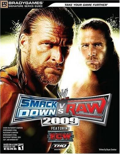 WWE Smackdown vs Raw 2009 Signature Series Guide