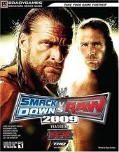 WWE Smackdown vs Raw 2009 Signature Series Guide de BradyGames