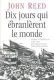 Dix jours qui ébranlèrent le monde - Seuil - 31/10/1996