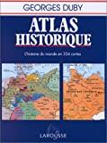 Atlas historique - Larousse - 01/03/1994