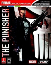 The Punisher - Prima's Official Game Guide d'E. Mylonas