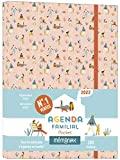 Agenda familial Mémoniak pocket 2021-2022