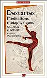 Méditations métaphysiques - Édition bilingue - Format Kindle - 5,99 €