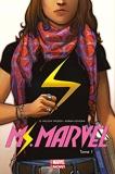 Ms. marvel - Fauve d'Angoulême 2016 – Prix de la Série Tome 01