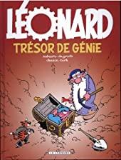 Léonard - Tome 40 - Un trésor de génie - De Groot