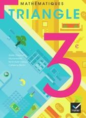 Triangle Mathématiques 3e éd. 2012 - Manuel de l'élève de Michel Mante
