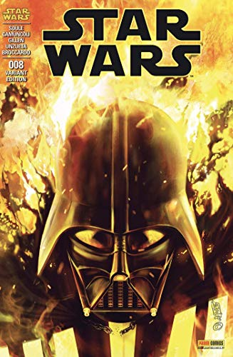 Star Wars n°8 (Couverture 2/2)
