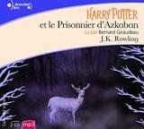 Harry Potter, III:Harry Potter et le prisonnier d'Azkaban - Gallimard Jeunesse - 03/10/2016