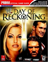 Wwe Day Of Reckoning - Prima Official Game Guide de Bryan Stratton